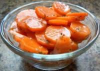 Фото Сделать домашнюю заготовку на зиму Морковь маринованная