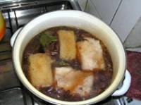 Рецепт Сало соленое в луковой шелухе