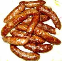 Рецепт Колбаса домашняя гороховая