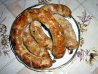 Рецепт Колбаса домашняя тосканская