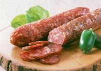 Рецепт Домашняя салями