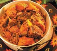 Рецепт Свиной гуляш консервированный