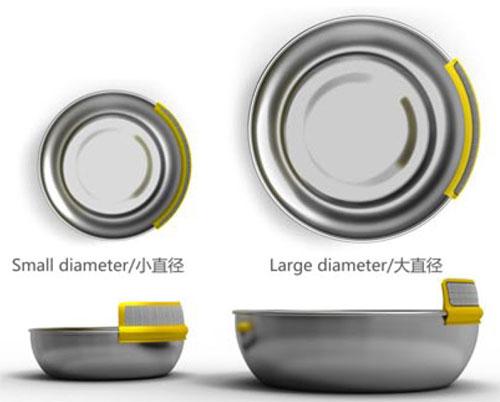 Удобные насадки для посуды