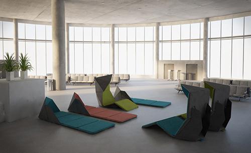 RESMO: складной коврик для путешественника