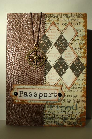 Обложки паспорта мужские своими руками