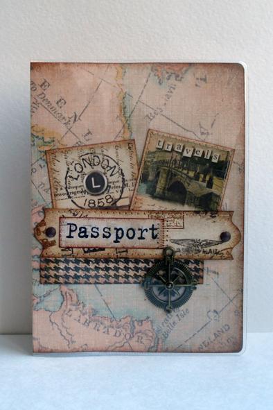 Мужская обложка для паспорта своими руками - Stroy-lesa11.ru