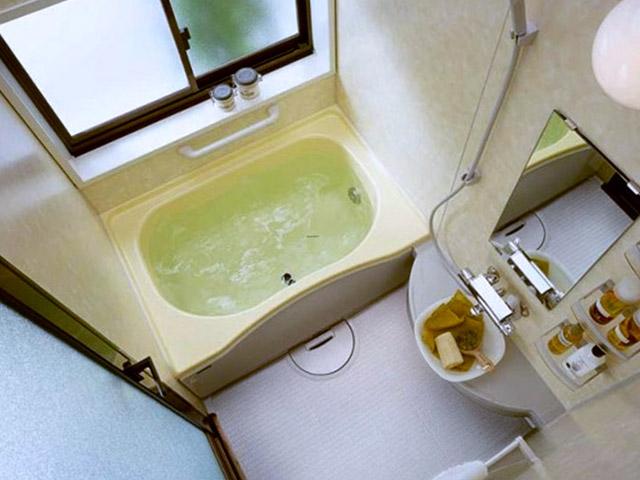 . Планировка маленькой ванной с фото