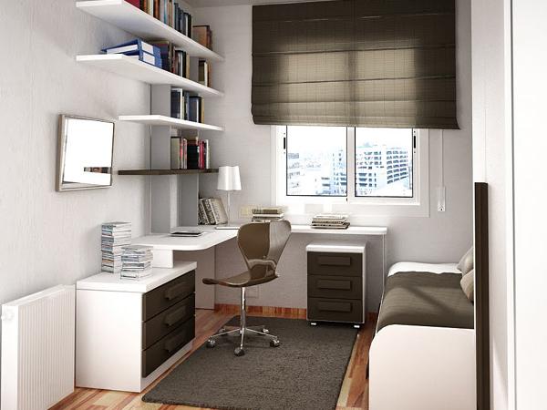 Небольшая комната для подростка