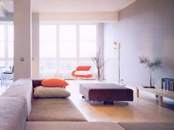 Фото Стиль минимализм в дизайне интерьера