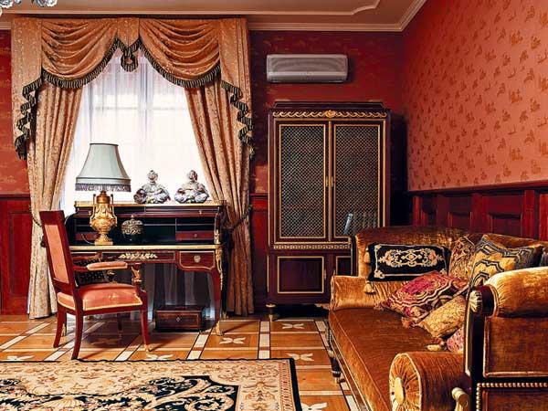 Фото Английский стиль в интерьере