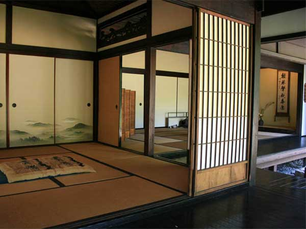 Фото японского интерьера