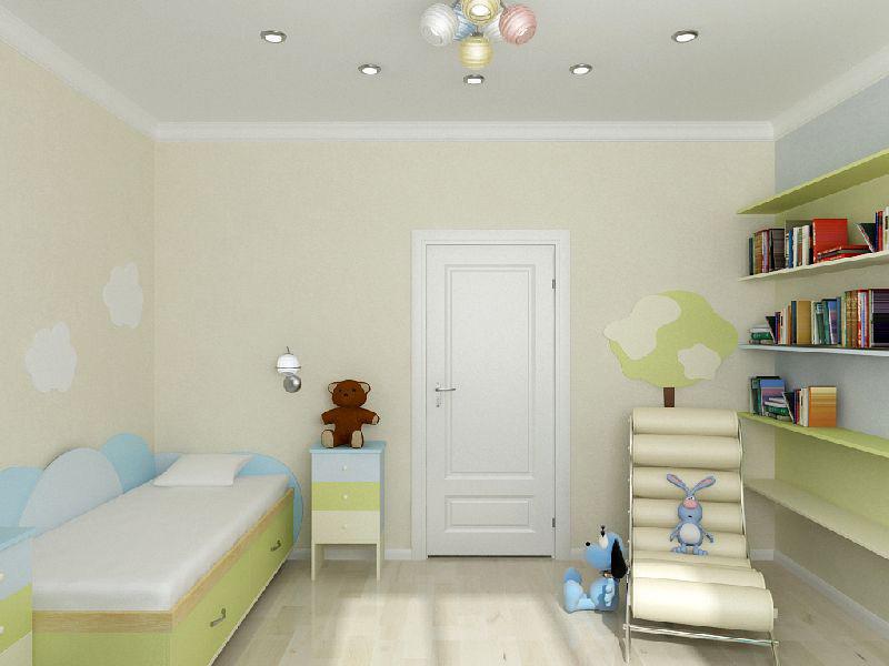 Детская мебель в комнате для ребенка