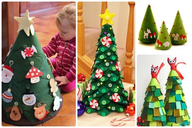 Сшить новогодние игрушки на елку своими руками фото 54