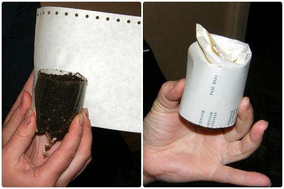 Как из бумаги сделать стаканчик для рассады