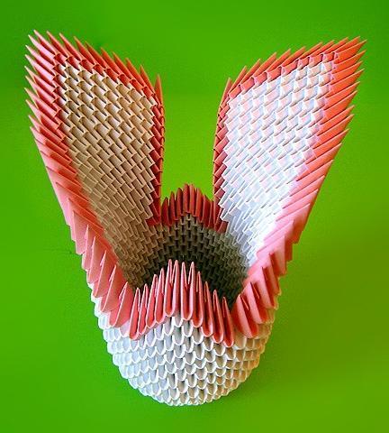 Двойной лебедь оригами схема фото 442