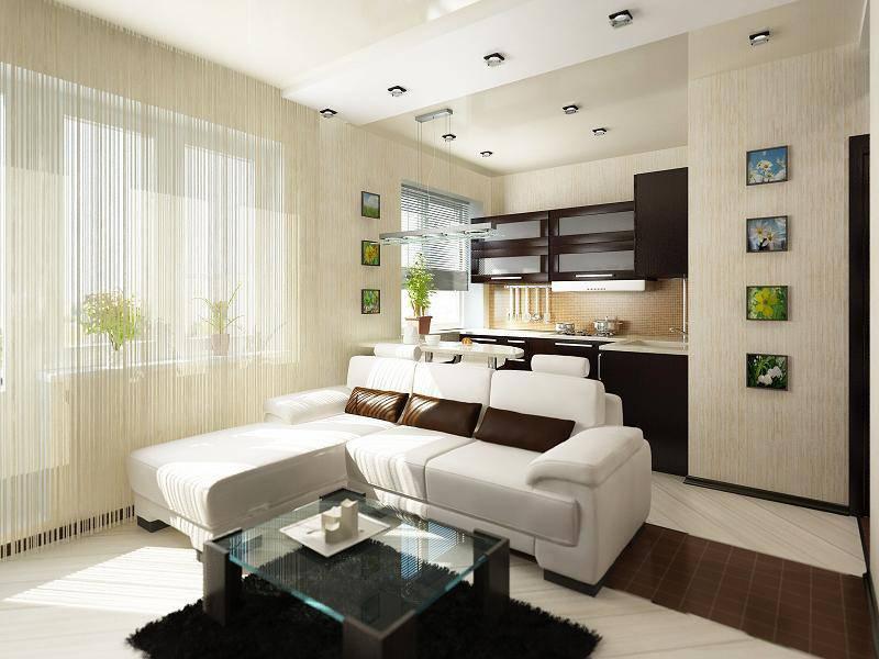 дизайн студии интерьера квартиры 12