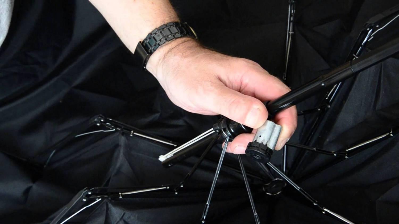 Зонт ремонт своими руками