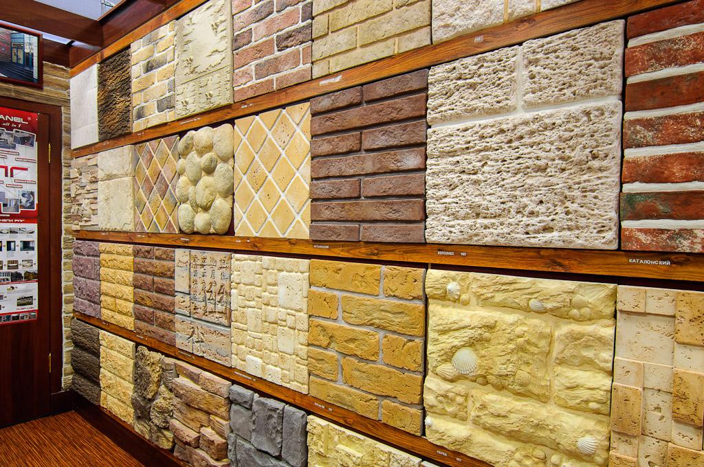 Декоративная плитка в интерьере