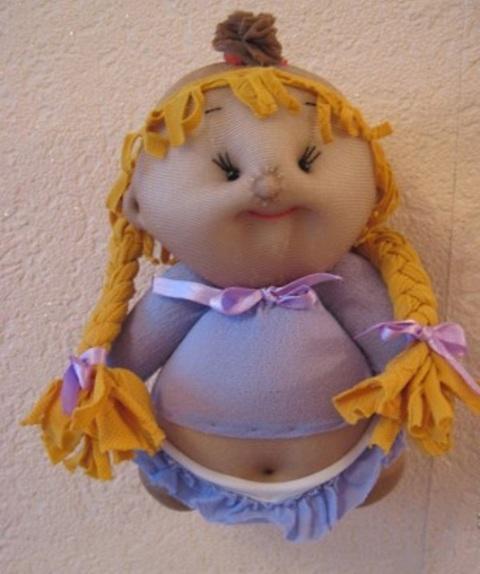 Пошаговая инструкция как сделать куклу попик фото 620