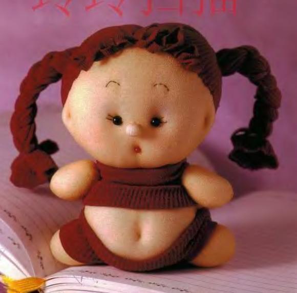 Кукла схема из чулках