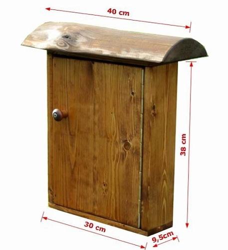 Как изготовить почтовый ящик своими руками