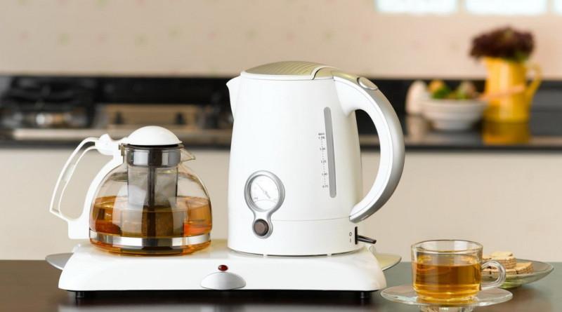 Как очистить электрический чайник от накипи в домашних 4