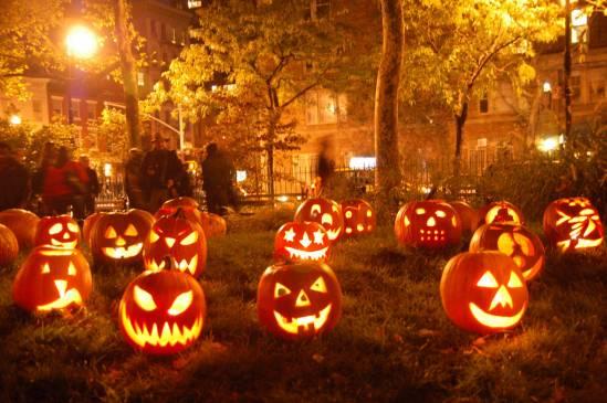 Мастер-классы по созданию поделок на Хэллоуин своими руками