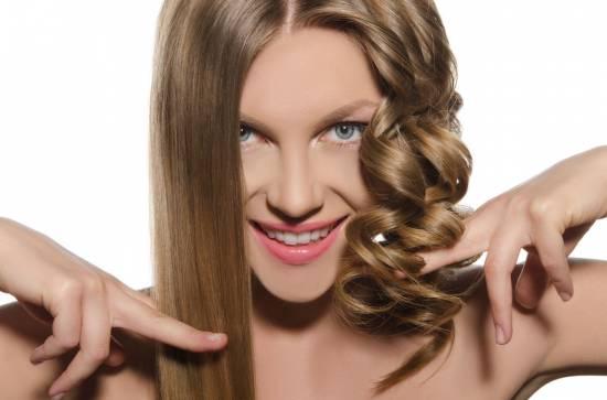 Плойка для волос двойная