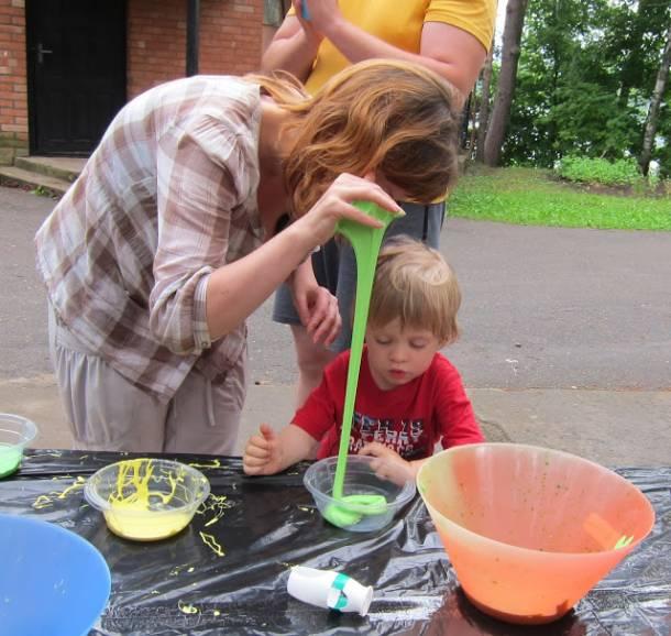 Как сделать жвачку в домашних условиях для детей