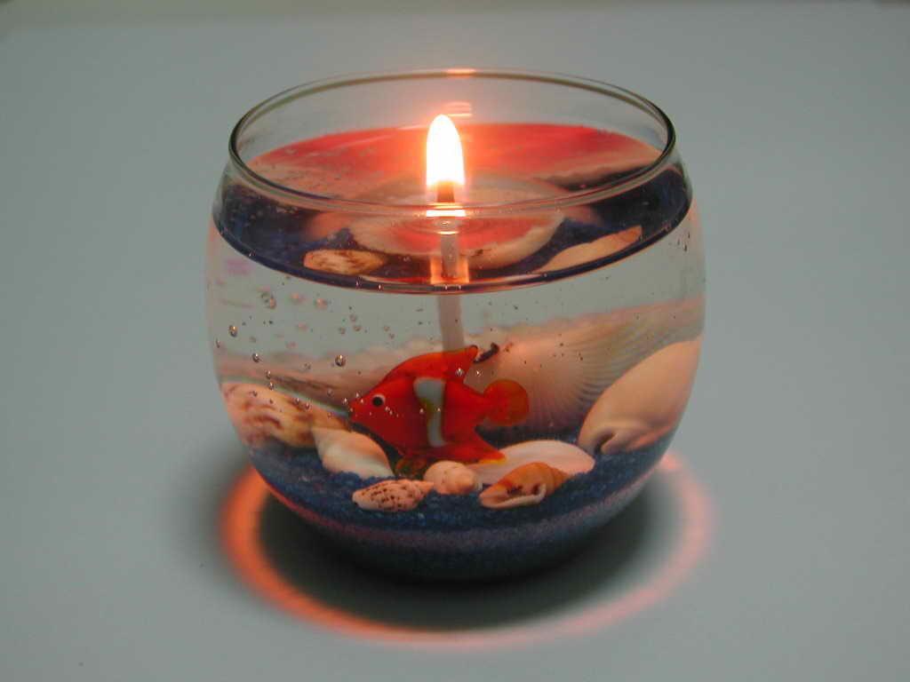 Гелевая свеча своими руками фото 564