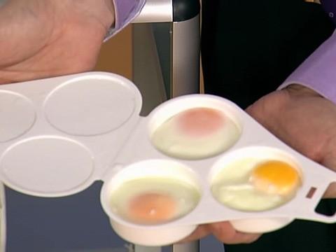 Жарят ли яйца в микроволновке