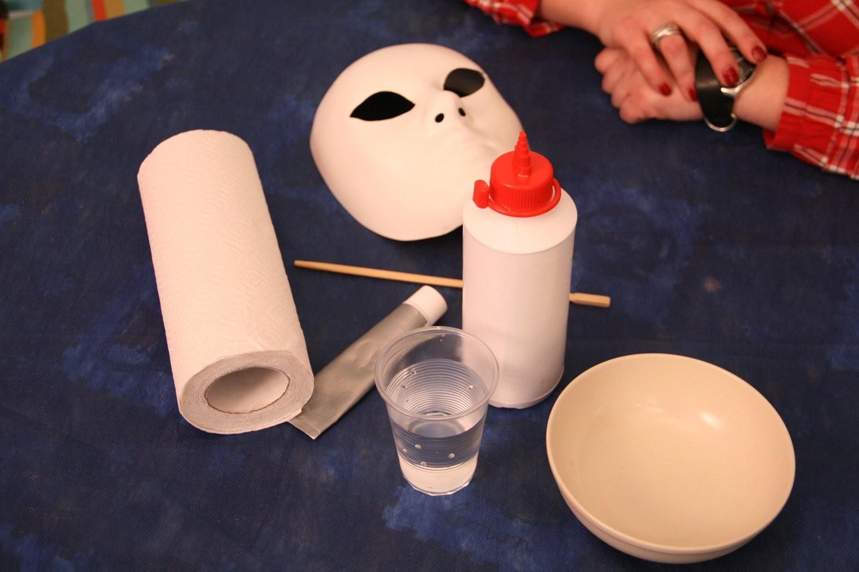 Папье-маше из туалетной бумаги: как приготовить саму массу и слепить 844