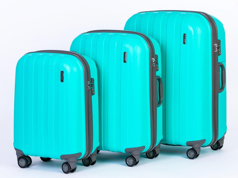 0505dada6a52 Незаменимый друг путешественника — как выбрать чемодан на колёсах