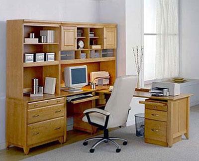 Домашний офис. Каким должно быть рабочее место в кабинете?