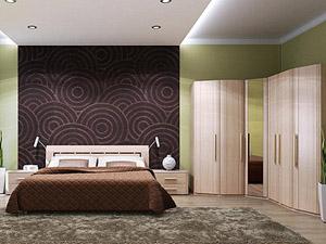 Спальня Ассоль