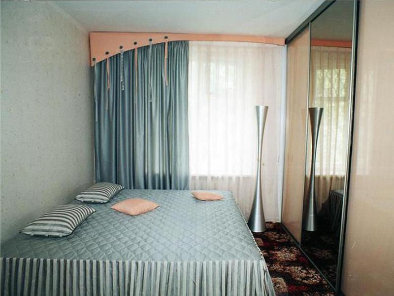 шторы спальня своими руками
