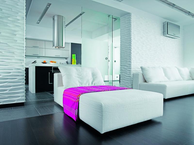 Спальня-гостиная в современном стиле