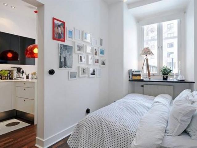 Фото небольших спален