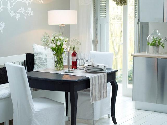 Оформление квартиры в шведском стиле