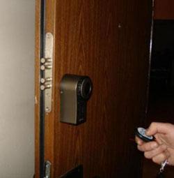 Электронные замки для дверей