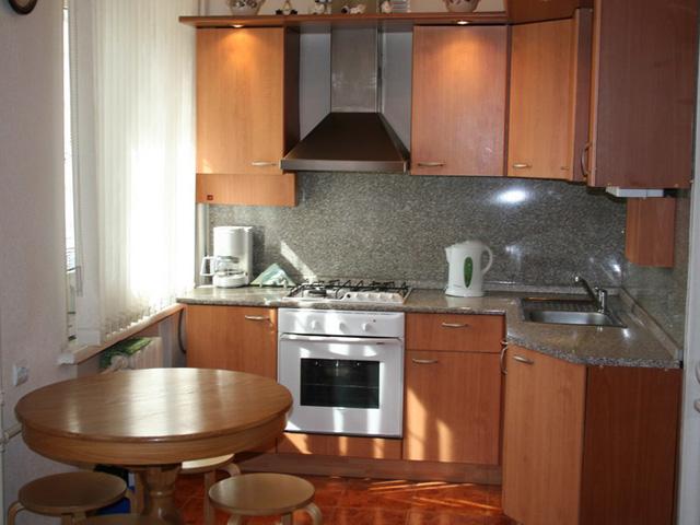 Ремонт кухни в хрущевке фотографии