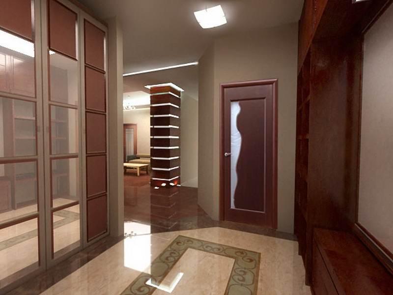 Дизайн прихожей и коридора с фото