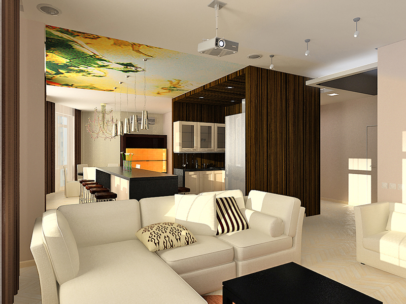 комната 16 метров дизайн фото спальня