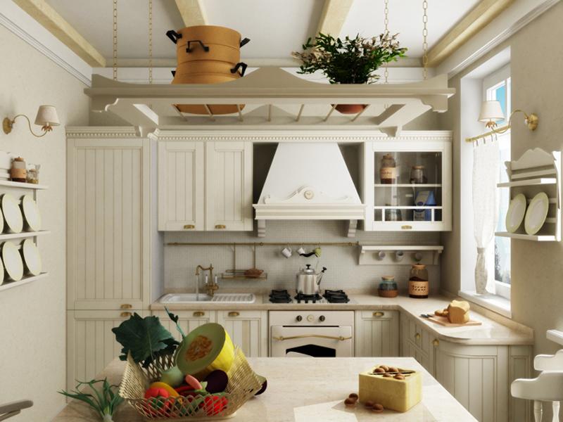 Кухня-кантри