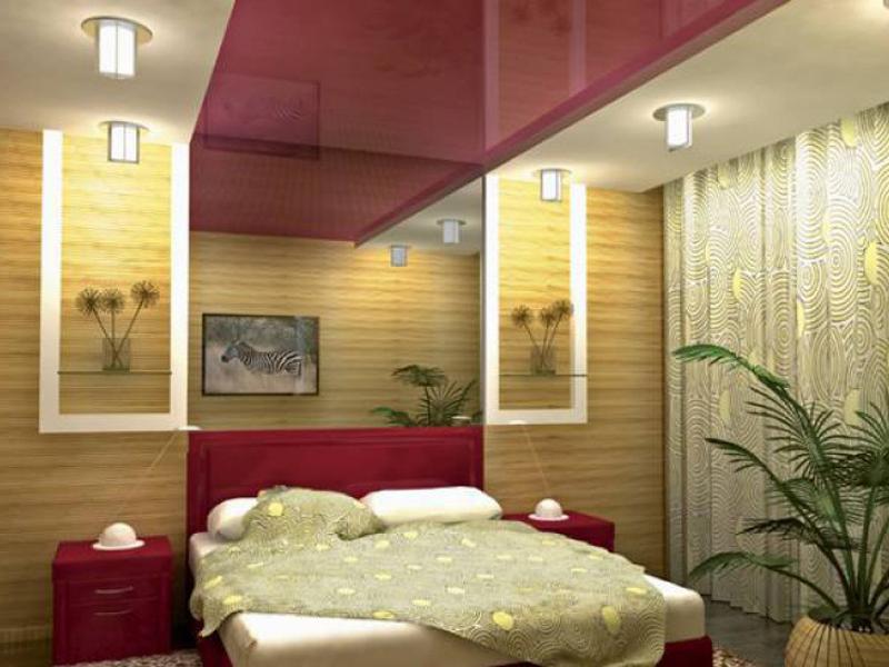 Ремонт и отделка спальни своими руками. Фото дизайна спален после ремонта