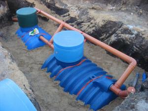 Виды канализации для частного дома