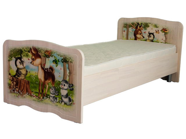 Кровати односпальные - купить недорого в, москве