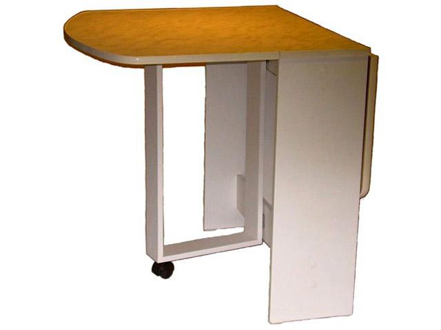 Раскладной стол-книжка с ящиками и полками: как выбрать? 12 .