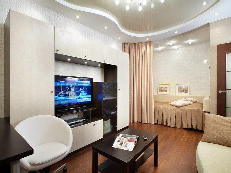 Недорогой готовый ремонт квартир в Москве под ключ  УДОБНО
