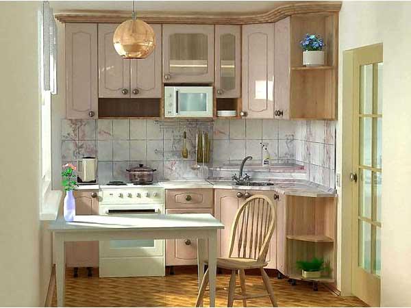 Кухни фото дизайн для маленьких кухонь